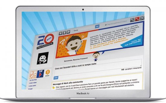 Mediamarket (Mediaworld + Saturn) - Community aziendale