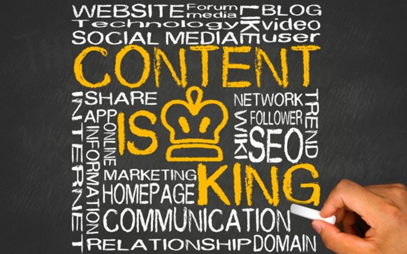 Come scrivere contenuti per siti web professionali