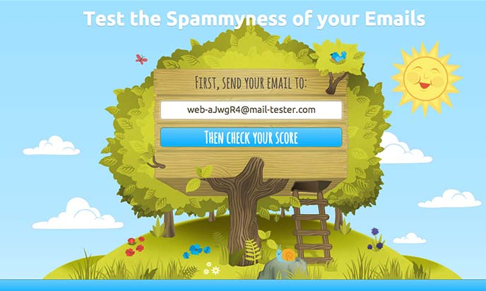 Regole antispam segreterie web organizzative