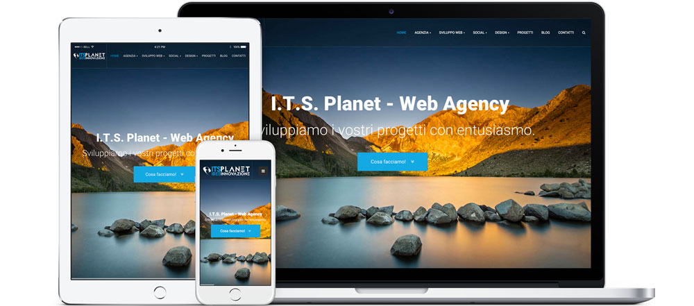 Performance  | ITS Planet -siti web professionali